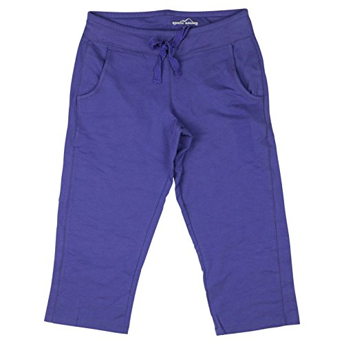 New Eddie Bauer Womens Active Knit Capri Pant for cheap