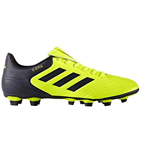 separation shoes f0407 9be38 adidas Mens Copa 17.4 FxG Soccer Shoe, Solar YellowLegend InkLegend Ink