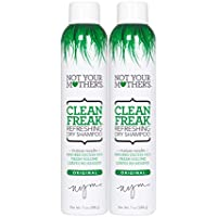 Not Your Mother's 14 ounce Clean Freak Refreshing Dry Shampoo