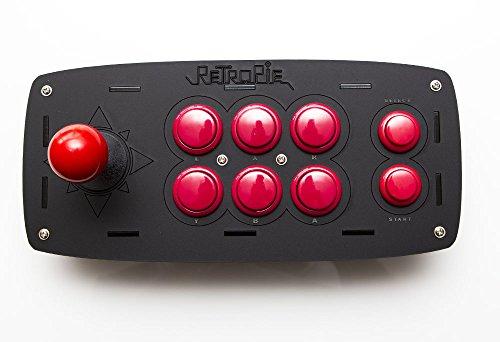 RetroBox - Raspberry Pi 3 Based Arcade Retro Gaming Emulation Console - 32GB Edition, RetroPie by Crisp Concept Ltd. (Image #3)