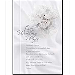 "Standard Bulletin 11 - Wedding - ""Our Wedding Prayer""... (Pack of 100)"