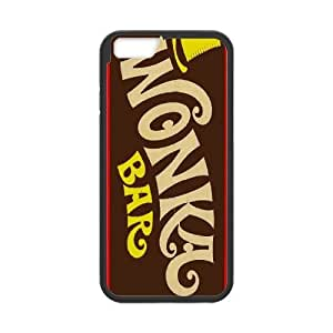DIY Wonka Bar Golden Ticket Iphone6 Plus Cover Case, Wonka Bar Golden Ticket Personalized Phone Case for iPhone 6 plus 5.5