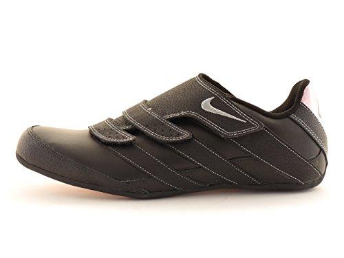 Nike Sneaker Halbschuh Freizeitschuh Roubaix schwarz Klettverschluss