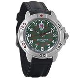 New 2019! Vostok Komandirskie Border Troops Mens Mechanical Wrist Watch #431950