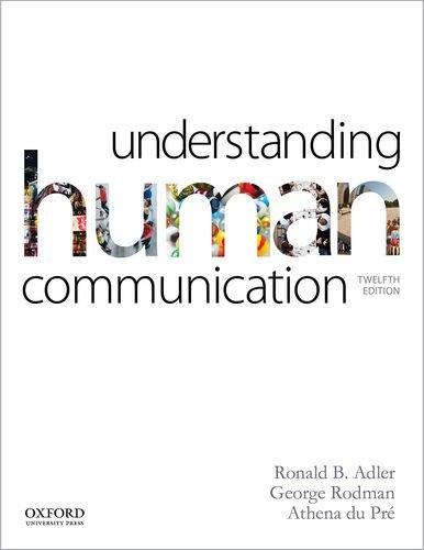 Understand.Human Communication Text
