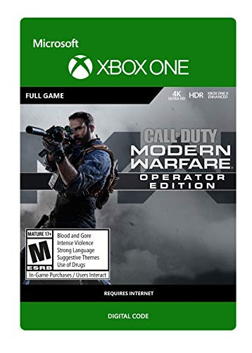 Call of Duty: Modern Warfare Operator Edition - Xbox One [Digital Code]