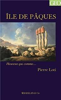 Ile de Pâques par Pierre Loti