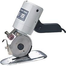 YJ90B 90mm Electric Rotary Fabric Mini Cutter Shears Cloth Scissors Cutting Machine Octagonal knife 110V/220V