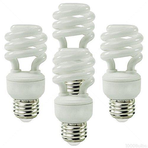 EcoSmart 23-Watt (100W Equivalent) CFL Light Bulb, Soft White (8-Pack)