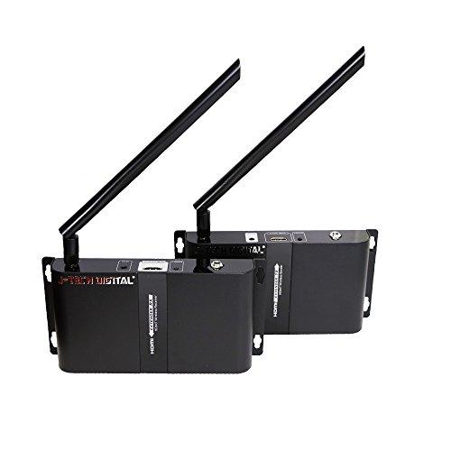 J-Tech Digital HDbitT Series Wireless HDMI Extender 660 F...