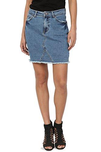 denim mini skirts for women - 9