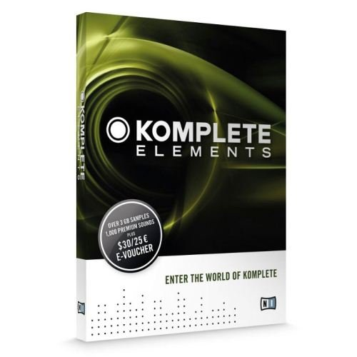 omplete Elements Soft Synth Bundle/Sound Library (Instrument Library)
