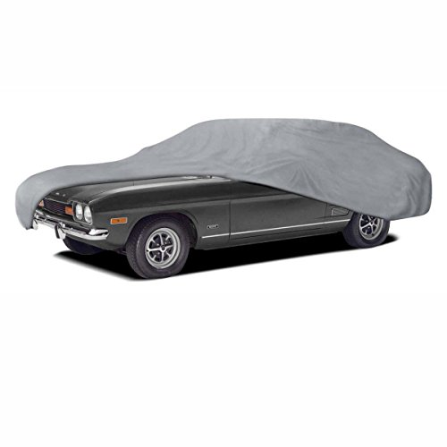 Car Cover for Chrysler Crossfire 04-09 Outdoor Waterproof Breathable 4 Layers ()