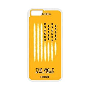 Plastic Cases Srscf iPhone 6s 4.7 Inch Cell Phone Case White The Wolf of Wall Street Generic Design Back Case Cover