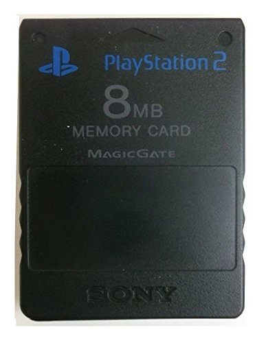 PlayStation 2 Memory Card (8MB) (Might And Magic Ii Gates To Another World)