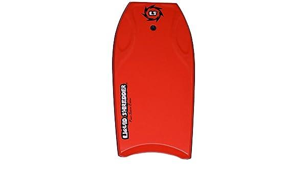 Líquido destructora FSE EPP Bodyboard, rojo / blanco: Amazon.es: Deportes y aire libre