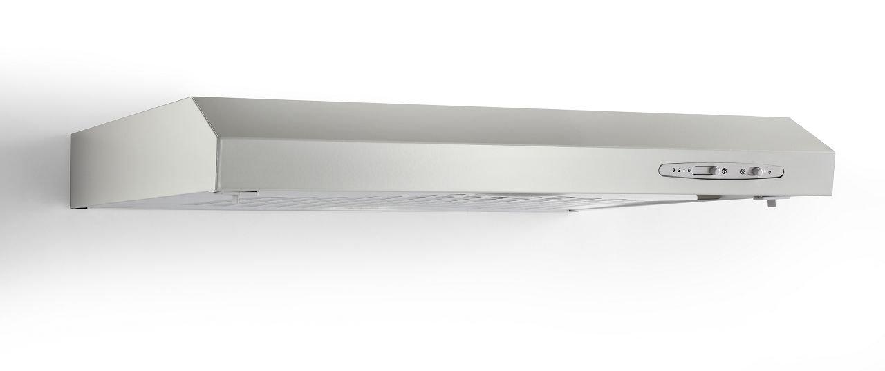 PKM UBH5000H Silber Unterbauhaube, 60cm- 50090
