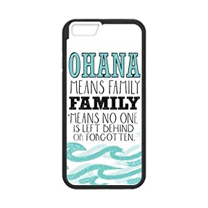 iPhone 6 Case, iPhone 6 (4.7) case wallet,Protection Cover Case for iPhone 6 (4.7 inch),,Lilo & Stitch Ohana Design case cover for iPhone 6