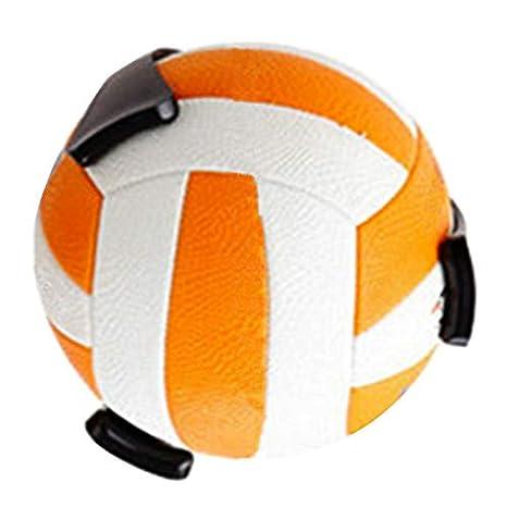 Azeho - Soporte de plástico para balones de fútbol, Voleibol, para ...