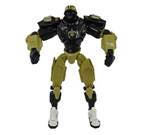 Official National Football Fan Shop Authentic NFL Fox Sports Cleatus Robot (New Orleans Saints)