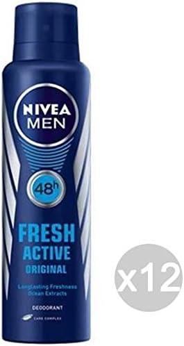 Set 12 NIVEA New Men Deodorant Spray