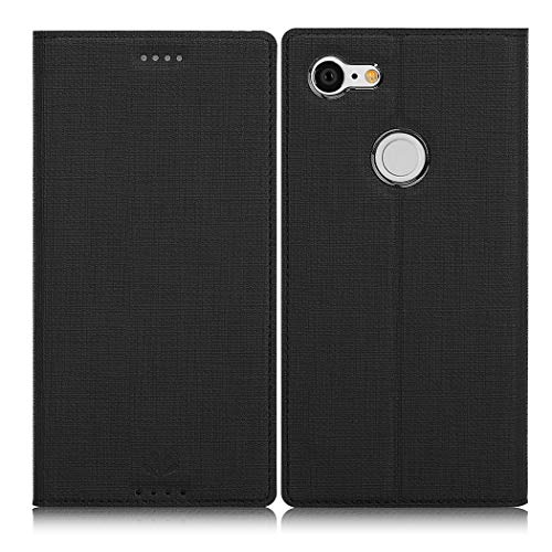Google Pixel 3 Case, Foluu Flip Folio Wallet Cover...