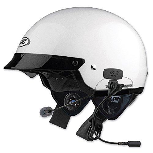 J&M Elite 787 Series HJC/Harley Shorty Style Headset,