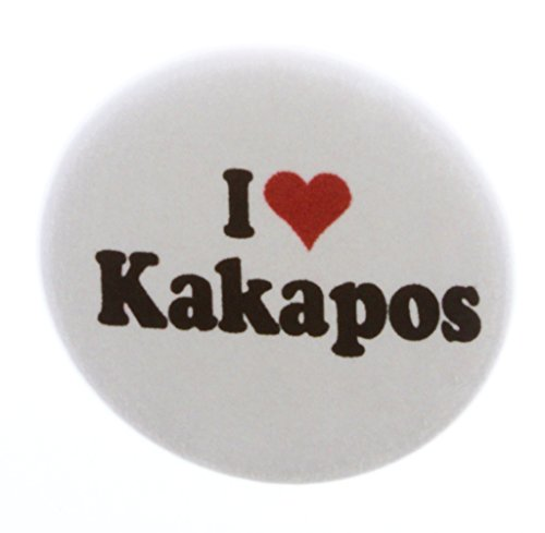 A&T Designs I love Kakapos 1.25