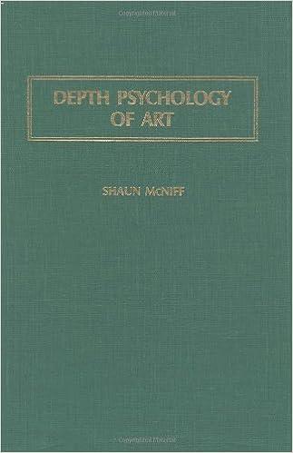 depth psychology of art mcniff shaun