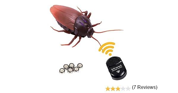 Vidillo RC cucaracha infrarroja/hormiga/araña, novedad falsas ...