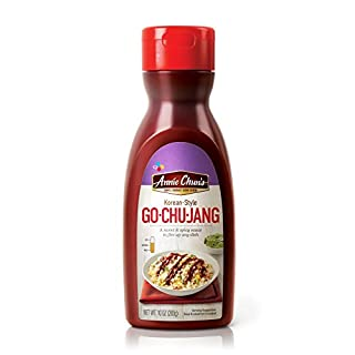 Annie Chun's Korean Sweet & Spicy (Go-Chu-Jang) Sauce, 10 Ounce (Pack of 6)