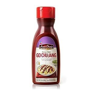 Annie Chun's Korean Sweet & Spicy (Go-Chu-Jang) Sauce, 10 Ounce (Pack of 6)