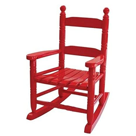 Magnificent Amazon Com Child Rocking Chair Wooden Rocker For Aged 56 96 Creativecarmelina Interior Chair Design Creativecarmelinacom
