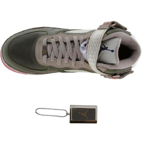 Nike Air Jordan Force 5 AJF5 Premier - Grey Nurse