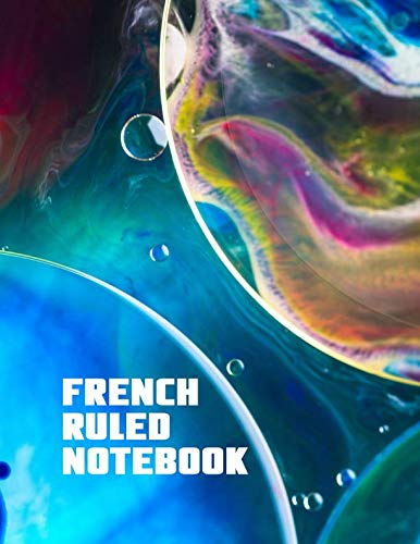 (French Ruled Notebook. 8.5 x 11. 120 Pages. Blank Lined Seyes Ruled Notebook Journal.)