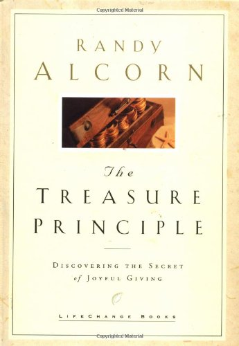 Download The Treasure Principle: Discovering the Secret of Joyful Giving (LifeChange Books) pdf