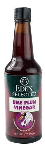 Eden Foods Selected Ume Plum Vinegar -- 10 fl oz - 2 pc by Eden