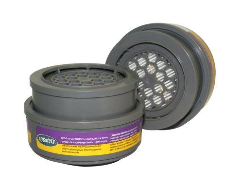 3M AO Safety/3M Tekk 50535 8053-P100 Organic Vapors and Acid