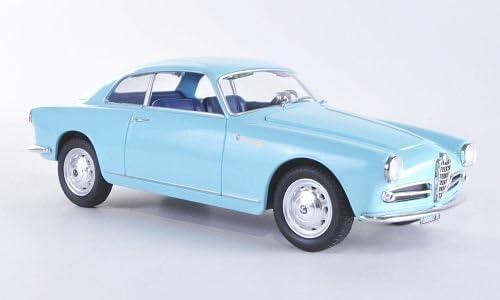 Alfa Romeo Giulietta Sprint SpecialC.-19 1:24 1954 Fertigmodell hellblau Modellauto