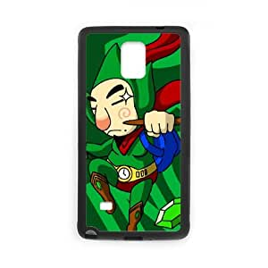 Samsung Galaxy Note 4 Cell Phone Case Black The Legend of Zelda The Wind Waker Tingle LV7162460