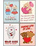 Hugs & Love - NIV Scripture Greeting Cards Boxed - Valentines Day