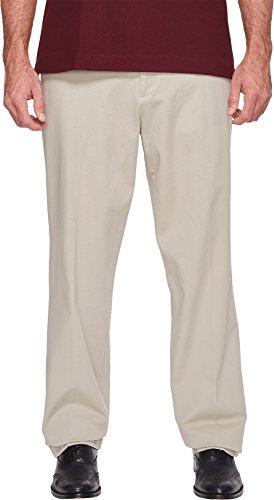 (Dockers Men's Big & Tall Classic Fit Workday Khaki Smart 360 Flex Pants Safari Beige 46 36)
