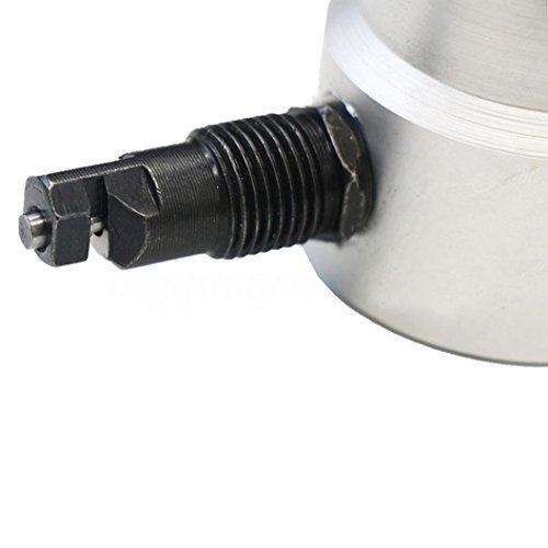 Fullfun Double Head Sheet Metal Nibbler Cutter Power Drill Attachment by Fullfun (Image #2)