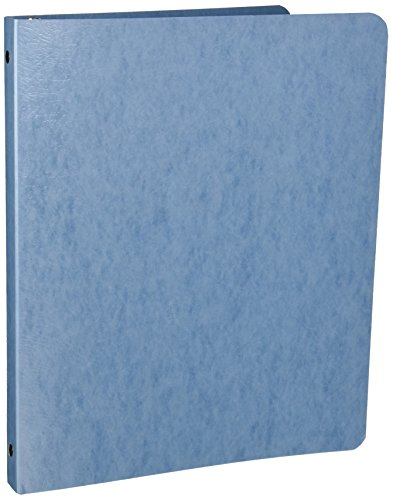 ACCO PRESSTEX 0.5 Inch Ring Binder, Letter Size, 100 Sheet Capacity, Light Blue (A7038602-C)