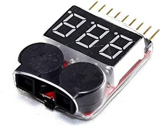 LINSUNG 1 Mini voltm/ètre testeur