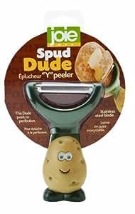 Joie Msc 50366pro Mr. Potato Veggie Peeler, Stainless Steel (1, A)