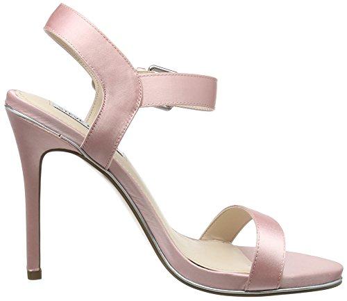 Damen Pink Feeling Sandalen Pink Offene Steve mit Madden Keilabsatz s 58Ew5Wq4