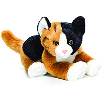 Amazon Com Nat And Jules Playful Small Calico Cat Brown And Black