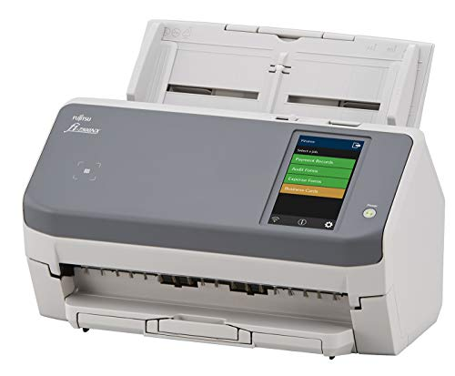 Fujitsu fi-7300NX Workgroup Scanner - Network Enabled, 4.3