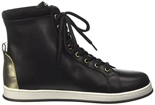 Twin Set Ca7tdw, Sneaker a Collo Alto Donna nero